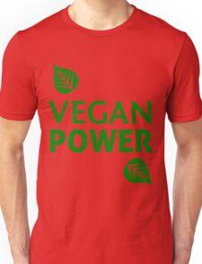 Vegan Power Unisex T-Shirt