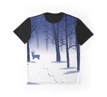 Winter Woods Graphic T-Shirt