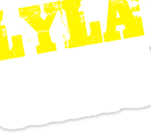 It's A LYLA thing, you wouldn't understand !! Sticker