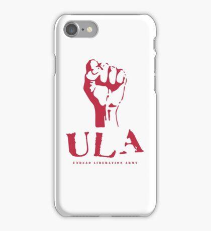 ULA RED  iPhone Case/Skin