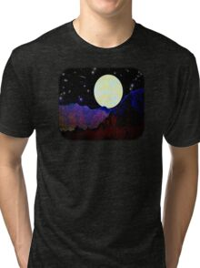 Valley of the Moon Tri-blend T-Shirt