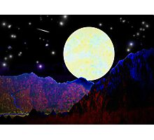 Valley of the Moon Photographic Print