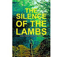 THE SILENCE OF THE LAMBS 11 Photographic Print