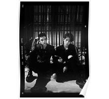 Exo Lotto - Baekhyun & D.O Poster