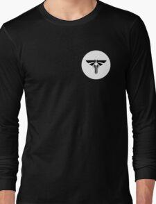 The Last of Us Firefly Bubble Logo Long Sleeve T-Shirt