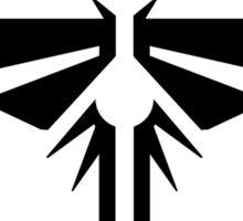 The Last of Us Firefly Bubble Logo Sticker