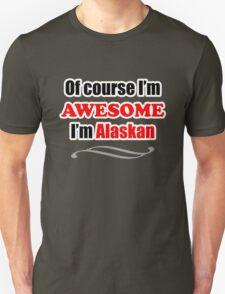 Alaska Is Awesome Unisex T-Shirt