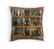 Longing To Play Throw Pillow