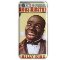 Performing Arts Posters Richards Pringles Famous Minstrels 0229 iPhone Case/Skin