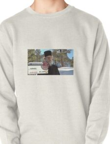Brother Nathanael: Blank Check Pullover