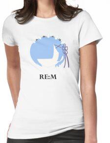 RE:M - RE:Zero kara hajimeru isekai seikatsu Womens Fitted T-Shirt