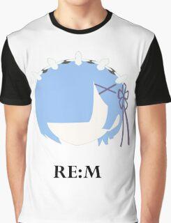 RE:M - RE:Zero kara hajimeru isekai seikatsu Graphic T-Shirt