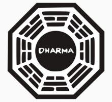 Dharma Initiative Kids Clothes