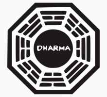 Dharma Initiative Kids Clothes