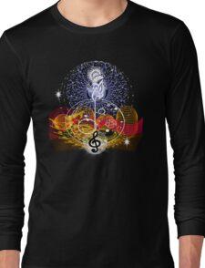Music heals Long Sleeve T-Shirt