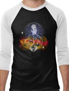Music heals Men's Baseball ¾ T-Shirt