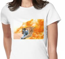 Life force Womens Fitted T-Shirt