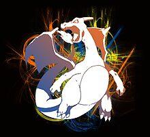 Charizard Revolution by LightningD