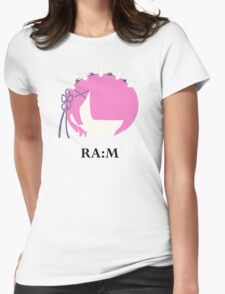 RA:M - RE:Zero kara hajimeru isekai seikatsu Womens Fitted T-Shirt