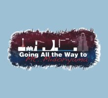 Going All the Way T-Shirt