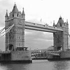 London Tower Bridge by Richard Eijkenbroek