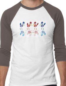 Thin Ice Men's Baseball ¾ T-Shirt