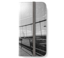 Summer day on the golden gate bridge, San Francisco iPhone Wallet/Case/Skin