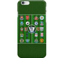 EPL~English Premier League 2014~2015 iPhone Case/Skin