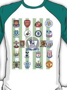 EPL~English Premier League 2014~2015 T-Shirt