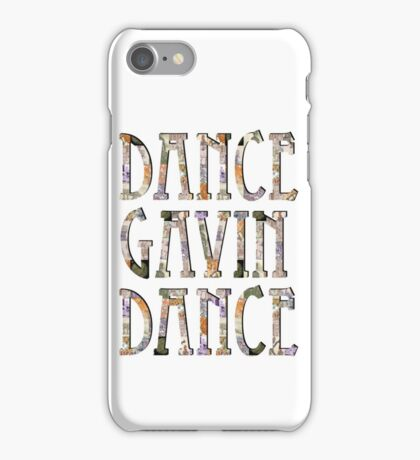 dgd iPhone Case/Skin