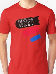 Phoenix Band Album Cover Unisex T-Shirt