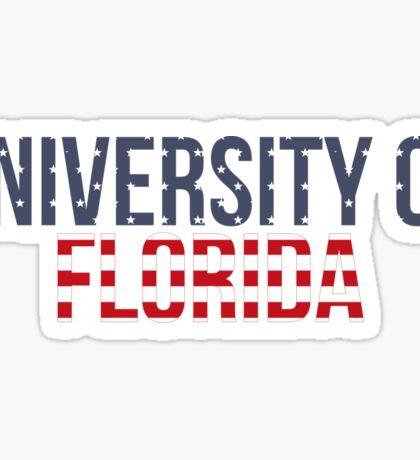 University of Florida Sticker