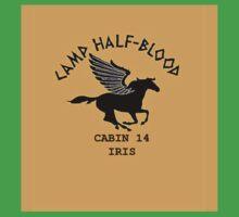 Camp Half-Blood Iris Cabin  Kids Tee