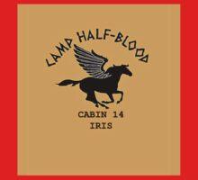 Camp Half-Blood Iris Cabin  One Piece - Long Sleeve