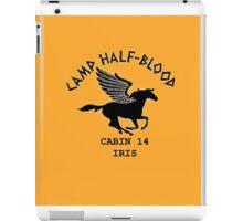 Camp Half-Blood Iris Cabin  iPad Case/Skin