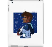 Voltron Squad - Lance iPad Case/Skin
