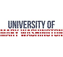 University of Mary Washington Photographic Print
