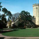 Guy's Tower, Warwick Castle by nealbarnett