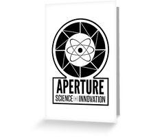 Portal: Science & Innovation Greeting Card