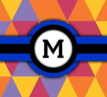 Monogram M by Bethany-Bailey