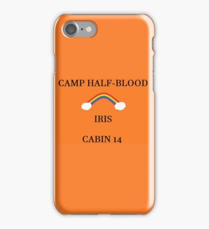 Camp Half-Blood Iris Cabin #2 iPhone Case/Skin