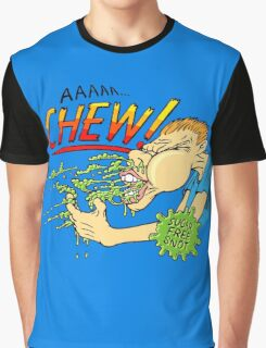 Chew Sugar Free Snot Graphic T-Shirt