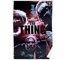THE THING 5 Poster