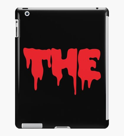 """""""THE"""" From The Rocky Horror Picture Show iPad Case/Skin"""