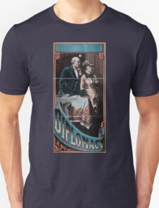 Performing Arts Posters Diplomacy 0569 Unisex T-Shirt