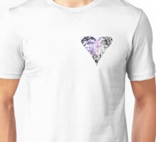 Meh's Gothic Heart (Space) Unisex T-Shirt