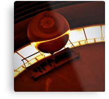 Foucault Pendulum at Griffith Observatory Metal Print