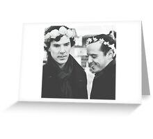 Sheriarty Greeting Card