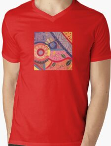 The Joy of Design XVIII Mens V-Neck T-Shirt