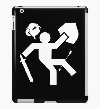 Arrow To The Knee Skyrim iPad Case/Skin